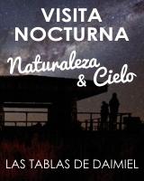 Astroturismo en Las Tablas de Daimiel