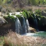 Cascada de la Laguna Redondilla a la Lengua