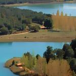Laguna Conceja en Otoño