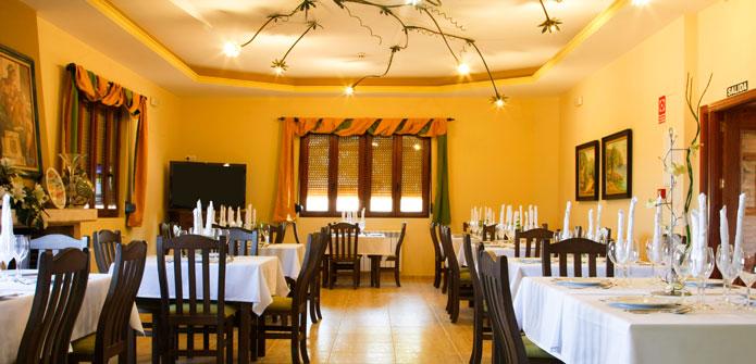 Restaurante Hotel Galatea Ruidera
