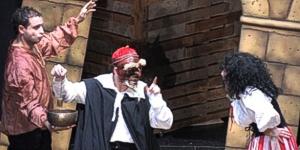 Teatro Corral de Comedias Gangarilla