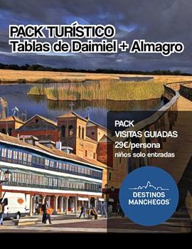 Combinado visitas guiadas Tablas de Daimiel y Almagro