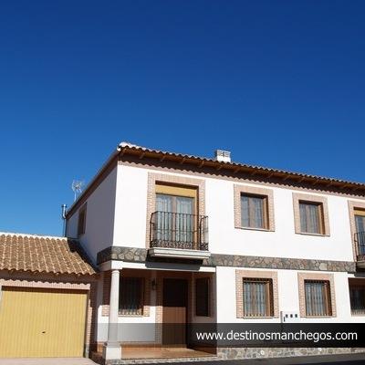 Casas rurales alquiler integro en pueblonuevo del bullaque horiagua iii y iv parque - Casa rural cabaneros ...