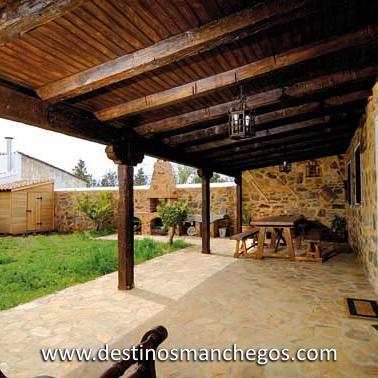 Casas rurales alquiler integro en pueblonuevo del bullaque tio vitorino parque nacional - Casa rural cabaneros ...