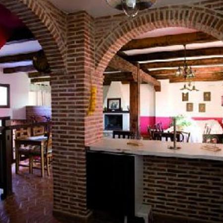 Casas rurales alquiler integro en alcoba de los montes casa rural alberca del panadero - Casa patio del panadero ...