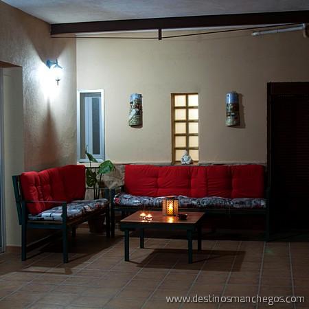 Casas rurales alquiler integro en pueblonuevo del bullaque casa rural don jaime parque - Casa rural cabaneros ...