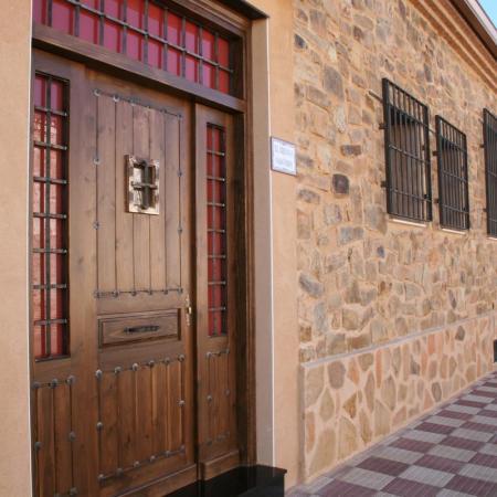 Casas rurales alquiler integro en santa quiteria casa rural el brezoso parque nacional - Casa rural cabaneros ...